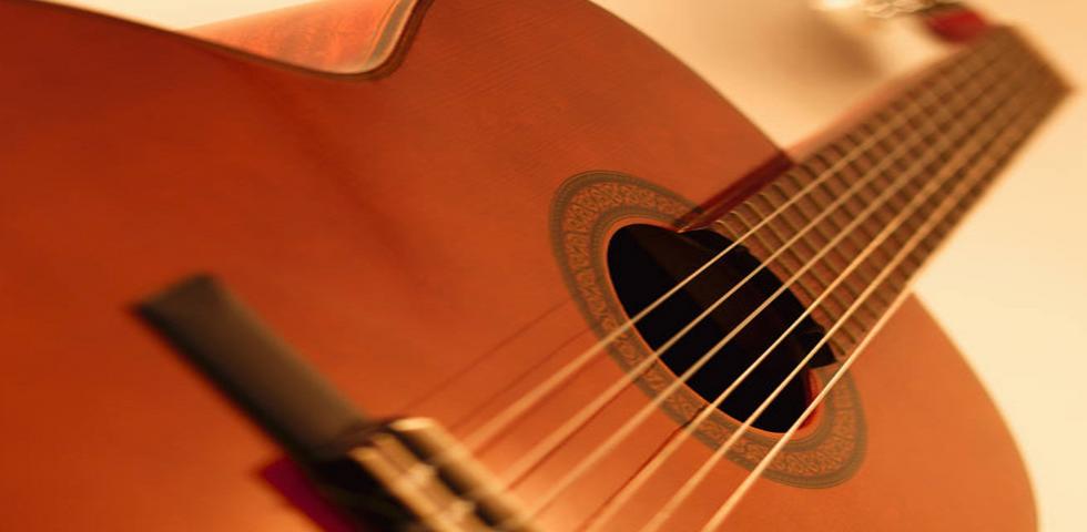 akustisk guitar billig